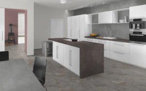 fronten k che. Black Bedroom Furniture Sets. Home Design Ideas