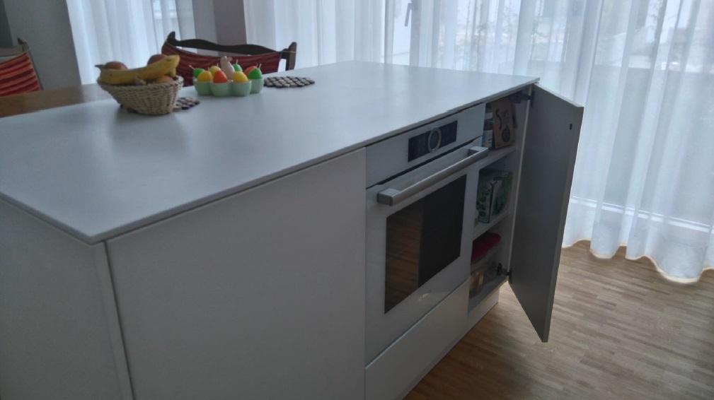 Neue küche von kuechenfront24
