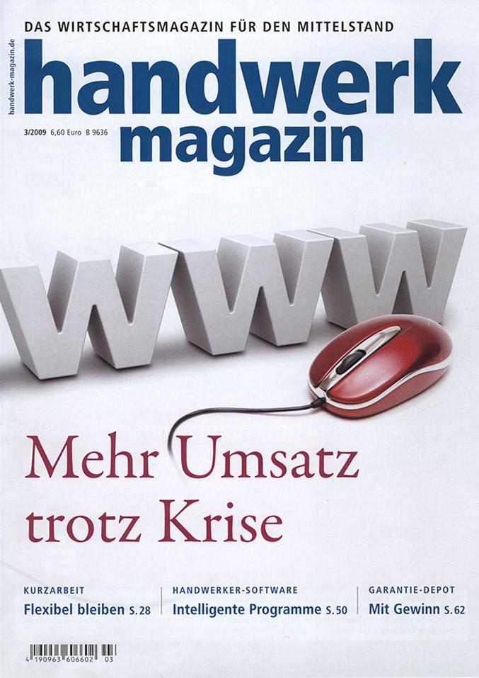 Küchenfront24 handwerk magazin 03 2009 küchenfront 24