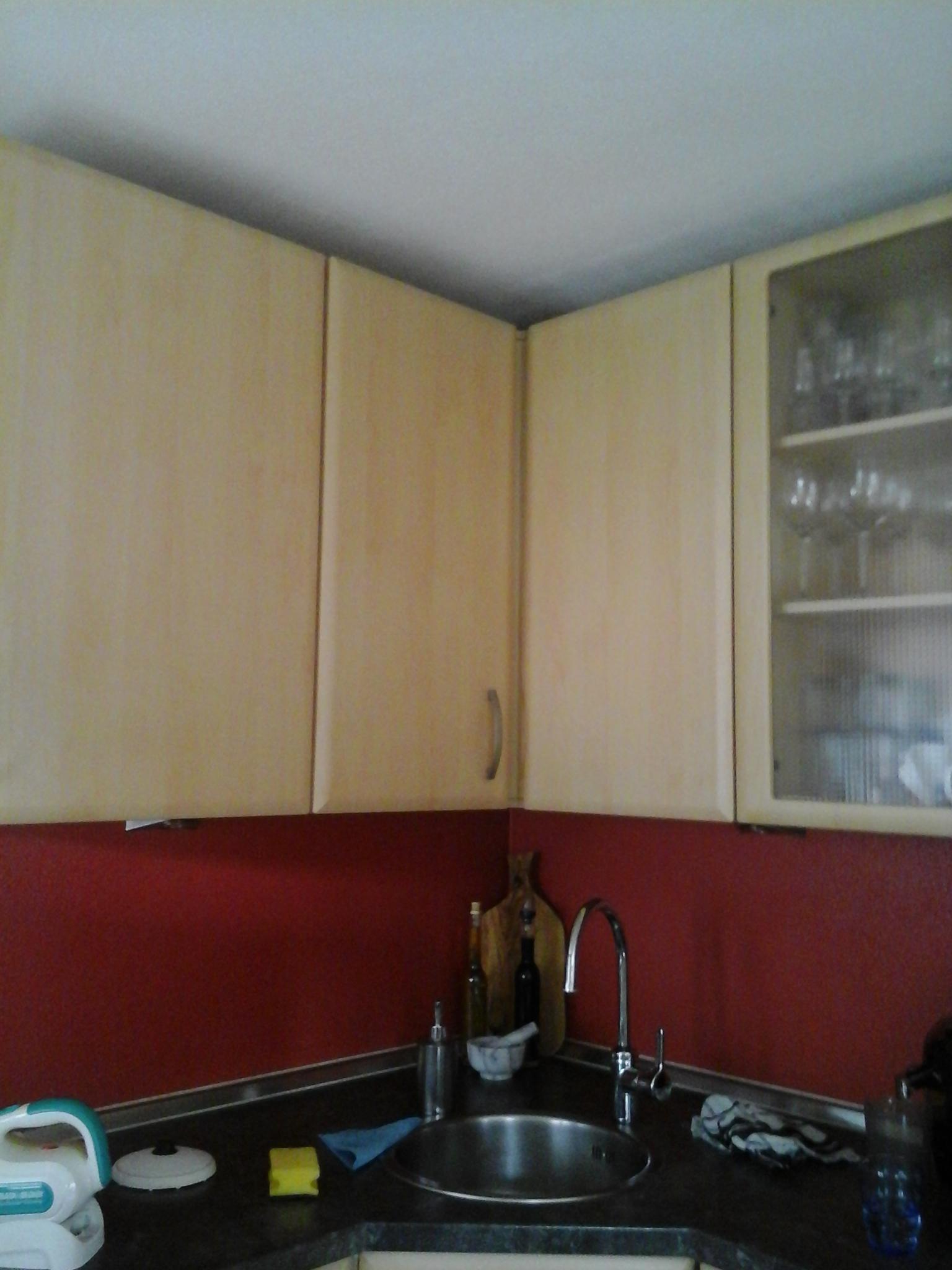 Moderner Landhausstil in weiß - Küchenfront 24