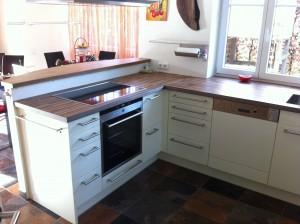 Küche wie neu
