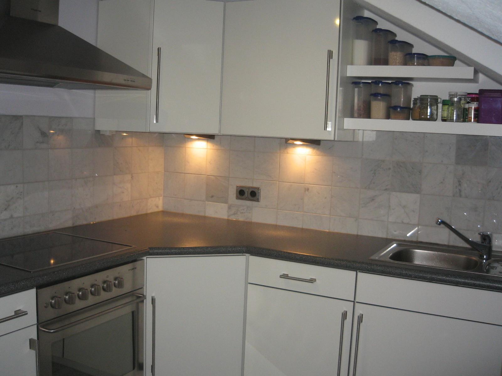 Neue Küchenfronten