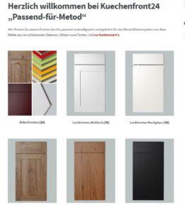 aktuelles archive k chenfront 24. Black Bedroom Furniture Sets. Home Design Ideas