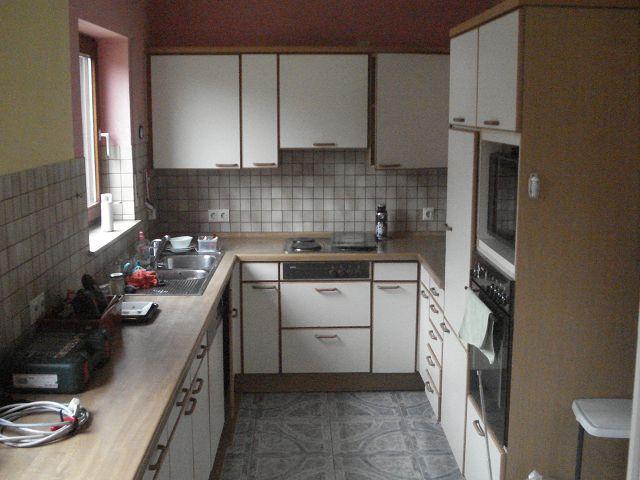 Neue Küche bei Familie L. - Küchenfront 24